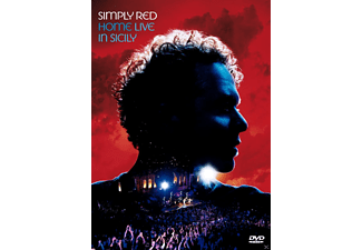 Simply Red - HOME LIVE IN SICILY - (DVD)
