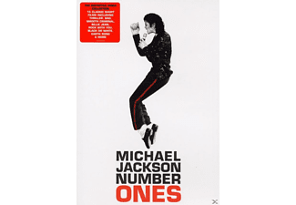Michael Jackson - NUMBER ONES - (DVD)
