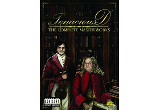 Tenacious D - The Complete Masterworks [DVD]