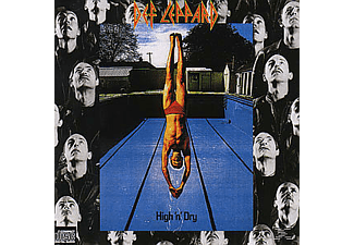 Def Leppard - High & Dry [CD]
