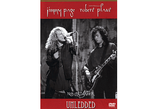 Jimmy Page, Robert Plant - NO QUARTER UNLEDDED - (DVD)