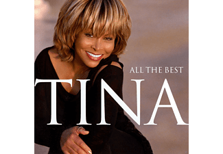 Tina Turner - All The Best - (CD)