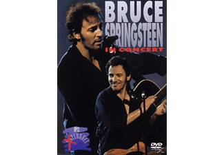 Bruce Springsteen - In Concert: Unplugg [DVD]