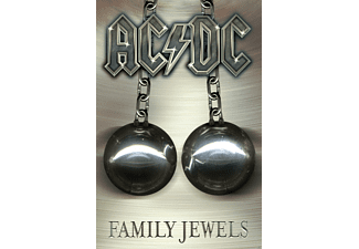 AC/DC - Family Jewels [DVD]