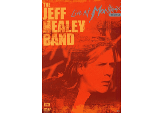 Jeff Healey Band - Live at Montreux 1999 [DVD]