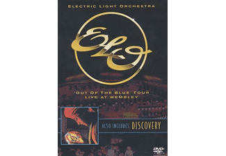 Electric Light Orchestra - Out Of The Blue-Tour/Discovery [DVD]