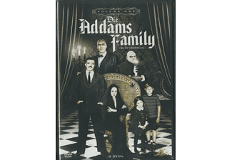 ADDAMS FAMILY - SEASON 1 (1-22/M-LOCK) - (DVD)
