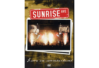 Sunrise Avenue - Live In Wonderland - (DVD)