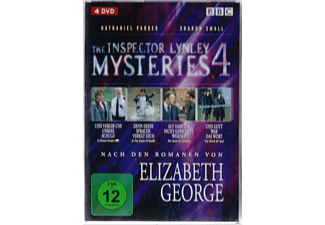 The Inspector Lynley Mysteries 4 - (DVD)