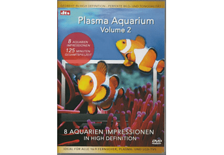 Plasma Aquarium - Vol. 2 [DVD]