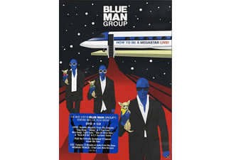 Blue Man Group - How To Be A Megastar - Live! [DVD + CD]