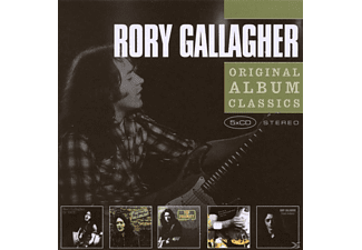 Rory Gallagher - Original Album Classics - (CD)