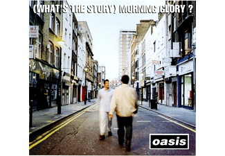 Oasis - Oasis - (Whats The Story) Morning Glory? - (CD)