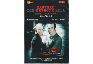 Hautnah - Die Methode Hill - Staffel 2 - (DVD)