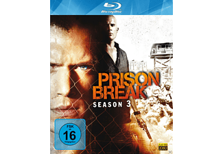 Prison Break - Staffel 3 [Blu-ray]