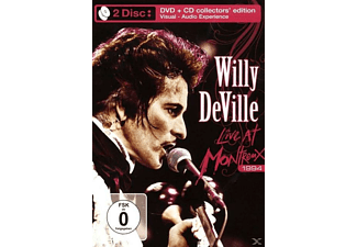 Willy Deville - Live At Montreux 1994 [DVD + CD]