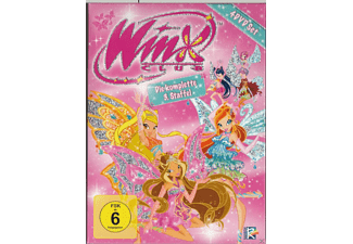 Winx Club - Staffel 3 (Komplettbox) [DVD]