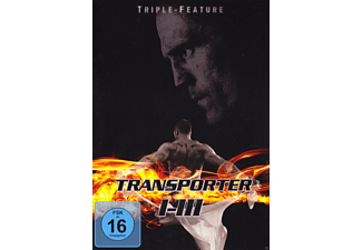 transporter 1 3 triple feature dvd film boxen film specials dvd mediamarkt. Black Bedroom Furniture Sets. Home Design Ideas