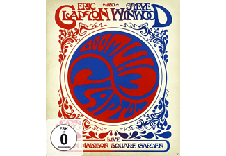 Eric Clapton, Steve Winwood - Live From Madison Square Garden - (Blu-ray)