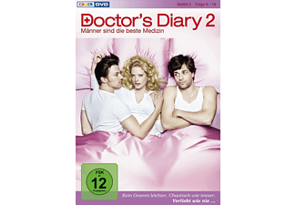 Doctor's Diary - Staffel 2 [DVD]