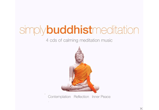VARIOUS - Simply Buddhist Meditation - (CD)