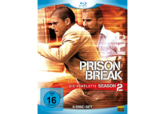 Prison Break - Staffel 2 - (Blu-ray)