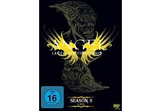 ANGEL - JÄGER DER FINSTERNIS - SEASON 5 - (DVD)