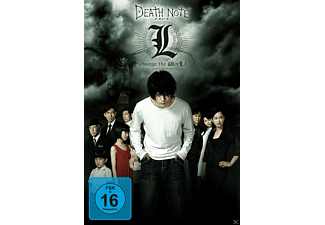 DEATH NOTE - L CHANGE THE WORLD [DVD]