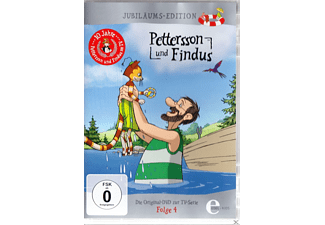 004 - Perttersson & Findus (Jubiläums-Edition) - (DVD)