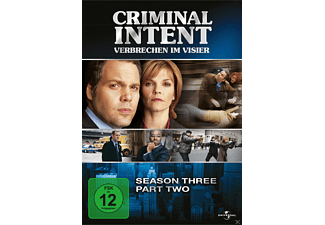 Criminal Intent - Verbrechen im Visier - Staffel 3.2 [DVD]