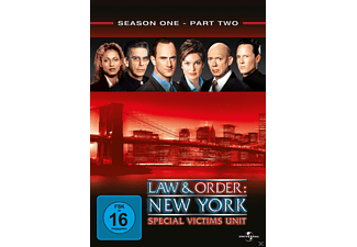 Law & Order: New York - Special Victims Unit - Staffel 1.2 - (DVD)