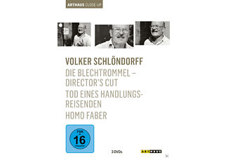 Volker Schlöndorff - Arthaus Close-Up - (DVD)