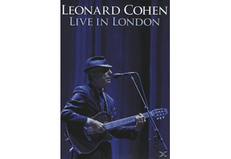 Leonard Cohen - Live In London - (DVD)