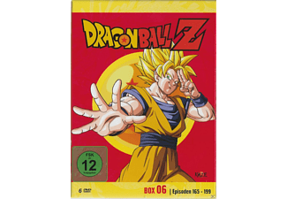 Dragonball Z – Box 6 (165-199) [DVD]