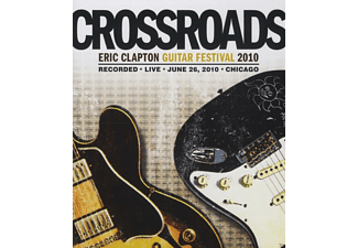 VARIOUS - Crossroads Guitar Festival 2010 [Blu-ray]