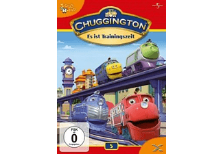 Chuggington - Es ist Trainingszeit (Vol. 5) [DVD]
