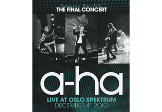 A-Ha - Ending On A High Note-The Final Concert [Blu-ray]
