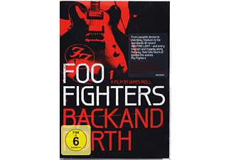 Foo Fighters - Back and Forth - (DVD)