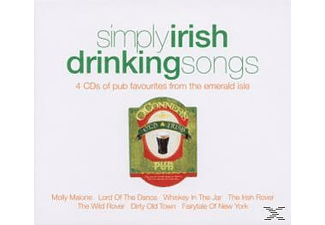 Various - Simply Irish Drinking Songs - (CD)
