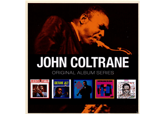 John Coltrane - ORIGINAL ALBUM SERIES [CD]