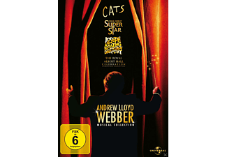 Andrew Lloyd Webber - Musical Collection [DVD]