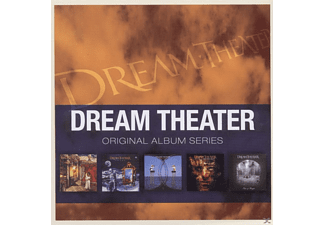 Dream Theater - Original Album Series [CD]