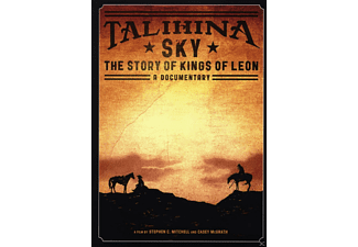 Kings Of Leon - TALIHINA SKY - THE STORY OF KINGS OF LEON [DVD]