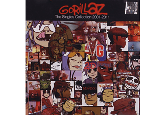 Gorillaz - The Singles Collection 2001-2011 [CD]