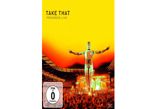 Take That - Progress Live - (Blu-ray)