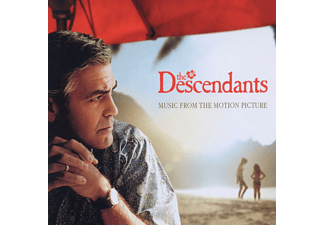 VARIOUS - The Descendants (Ost) [CD]