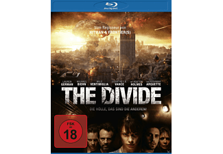 THE DIVIDE - (Blu-ray)