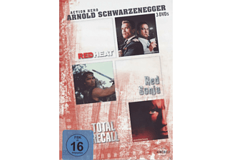 Arnold Schwarzenegger Edition - Red Heat, Red Sonja, Total Recall [DVD]