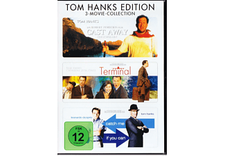 Tom Hanks Edition: Cast away / Terminal / Catch me if you can [DVD]