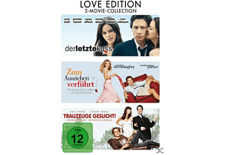 Love Edition (3 Discs) [DVD]